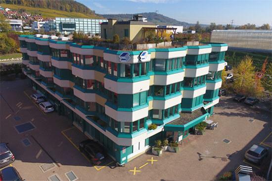 Unternehmenssitz SIPRO STAHL SCHWEIZ Gebäude