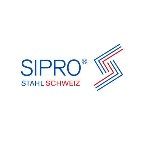 sipro stahl schweiz web icon logo